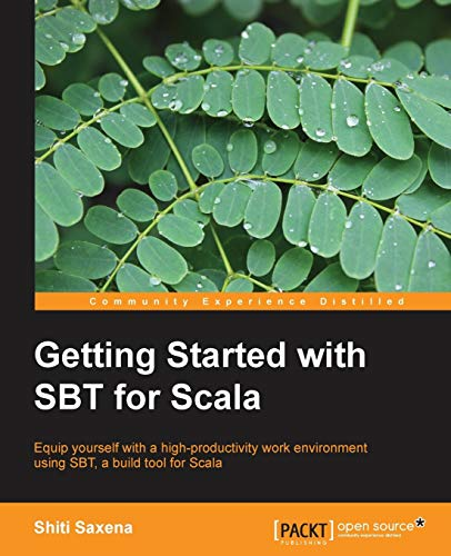 9781783282678: Getting Started with Sbt for Scala