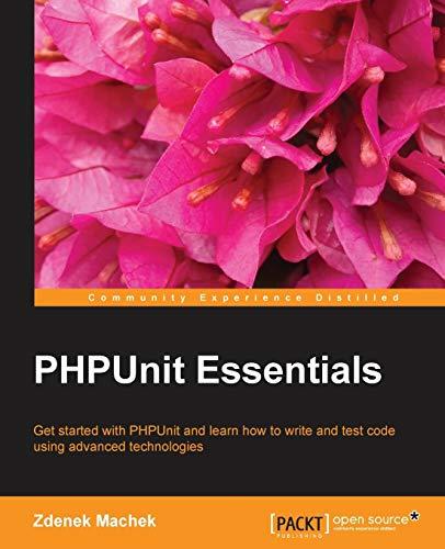 9781783283439: PHPUnit Essentials