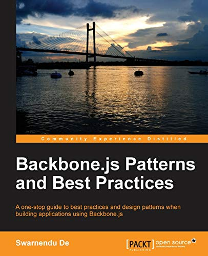 9781783283576: Backbone.js Patterns and Best Practices