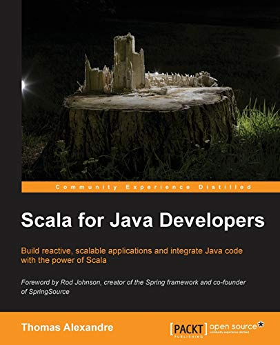 9781783283637: Scala for Java Developers