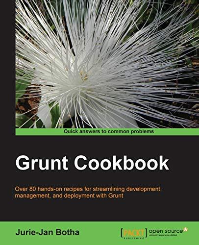 9781783286515: Grunt.js Cookbook