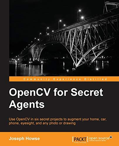 9781783287376: OpenCV for Secret Agents