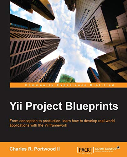 9781783287734: Yii Project Blueprints