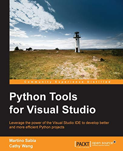 9781783288687: Python Tools for Visual Studio
