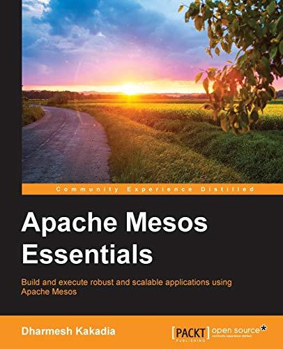 9781783288762: Apache Mesos Essentials