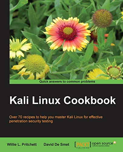 9781783289592: Kali Linux Cookbook