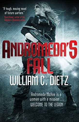 9781783290307: Andromeda's fall