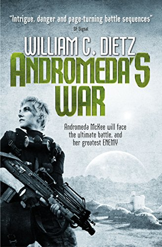 9781783290345: Andromeda's War: Legion of the Damned Prequel 3