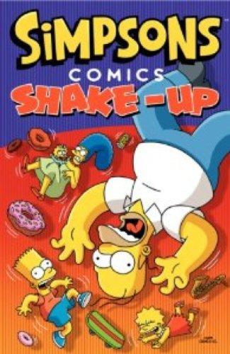 9781783290703: Simpsons Comics: Shake-up