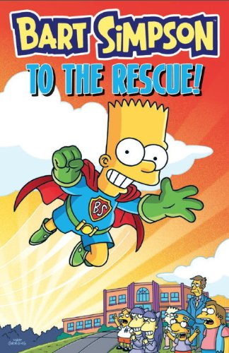 9781783290710: Bart Simpson - to the Rescue
