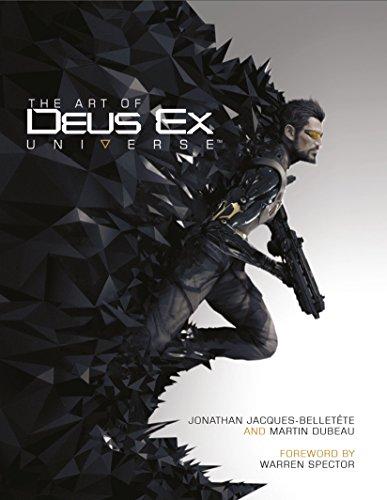 9781783290987: The Art of Deus Ex Universe