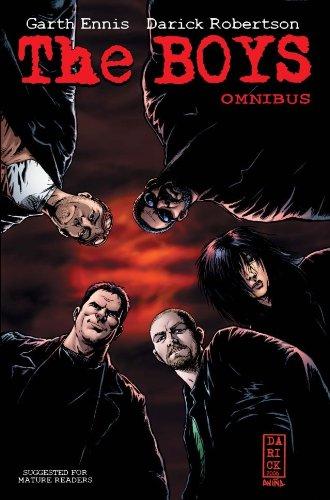9781783291007: The Boys - Omnibus (Vol. 1)