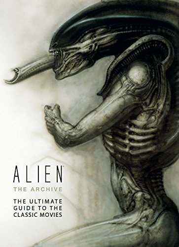 9781783291045: Alien: The Archive: The Ultimate Guide to the Classic Movies [Lingua Inglese]