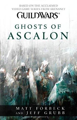 Guild Wars: Ghosts of Ascalon: Matt Forbeck