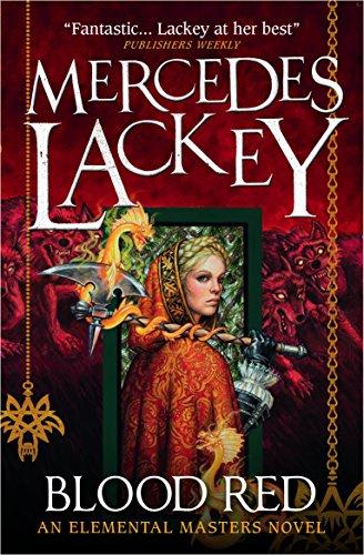 9781783292783: Blood Red: An Elemental Masters Novel