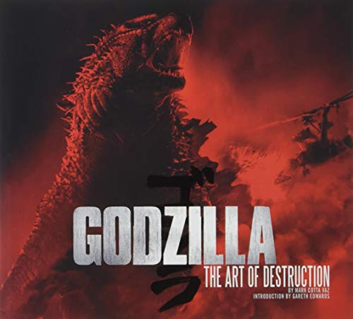 9781783292806: Godzilla - The Art of Destruction