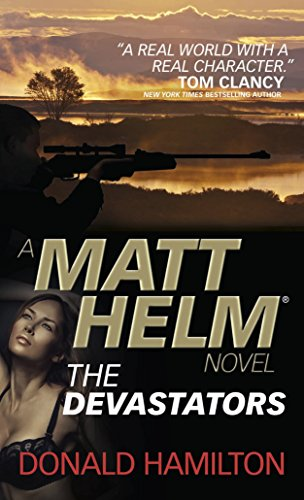 Matt Helm - The Devastators (Matt Helm Novels): Hamilton, Donald