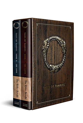 9781783293223: The Elder Scrolls Online: Tales of Tamriel: The Land & the Lore (Box Set)
