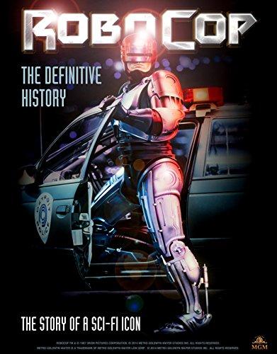 9781783293254: Robocop: The Definitive History