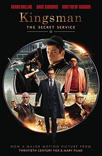 9781783293360: The Secret Service - Kingsman [Movie Tie-In Cover]