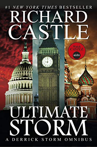 9781783293483: Ultimate Storm (a Derrick Storm Omnibus) (Castle)