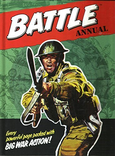 9781783294671: Battle Annual 2015 Contents: D-Day Dawson Day of the Eagle Rat Pack Johny Red Comic strip by Egmont UK Published by Titan Books