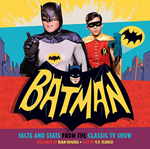9781783294695: Batman: Facts and Stats from the Classic TV Show