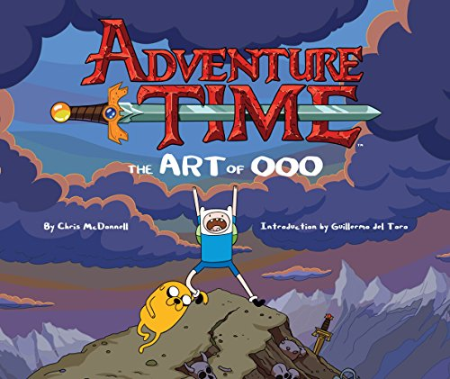 9781783295104: Adventure Time - The Art of Ooo