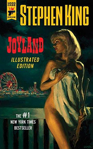 9781783295326: Joyland (Illustrated Edition) (Hard Case Crime)