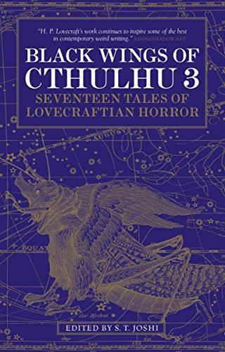 9781783295715: Black Wings of Cthulhu (Volume Three)