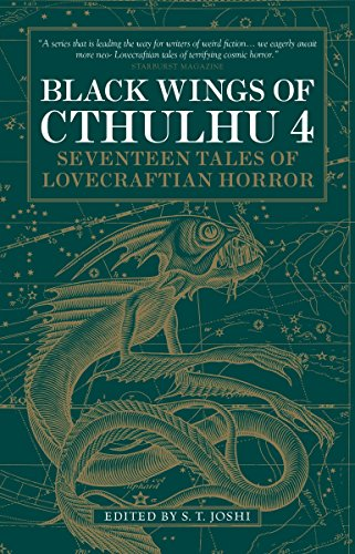 9781783295739: Black Wings of Cthulhu (Volume Four)