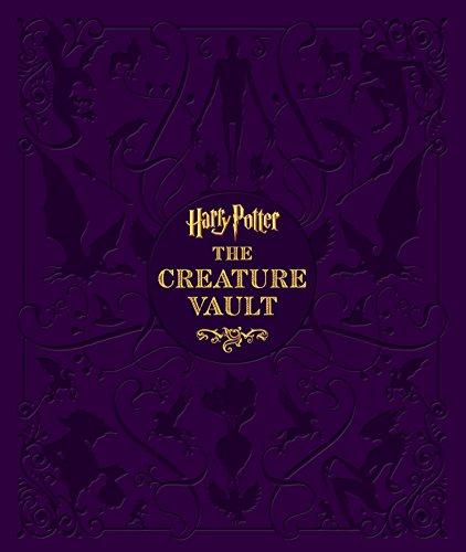 9781783296019: Harry Potter - The Creature Vault