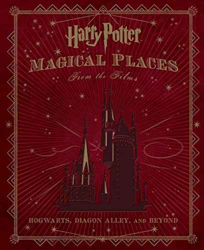 9781783296026: Harry Potter: Magical Places from the Films