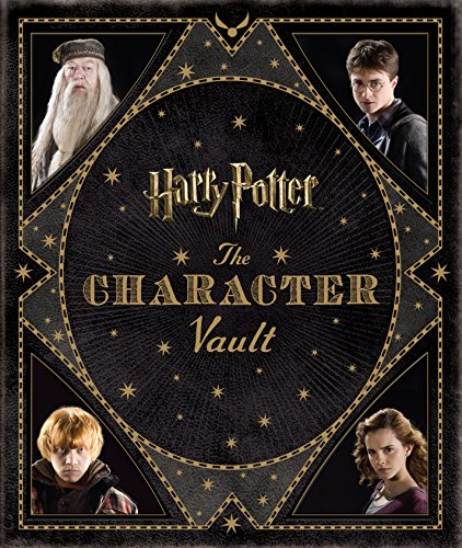 9781783296033: Harry Potter - The Character Vault