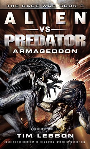 9781783296194: ALIEN VS PREDATOR ARMAGEDDON MMPB (The Rage War)