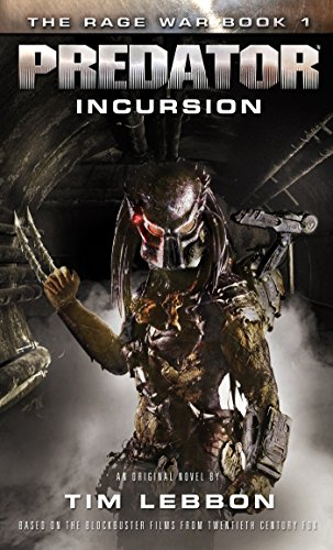 9781783296248: Predator - Incursion: The Rage War 1