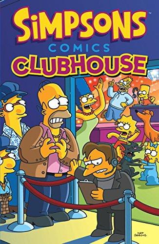 9781783296576: Simpsons - Comics Clubhouse