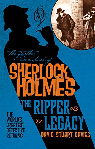 9781783296590: The Further Adventures of Sherlock Holmes: The Ripper Legacy