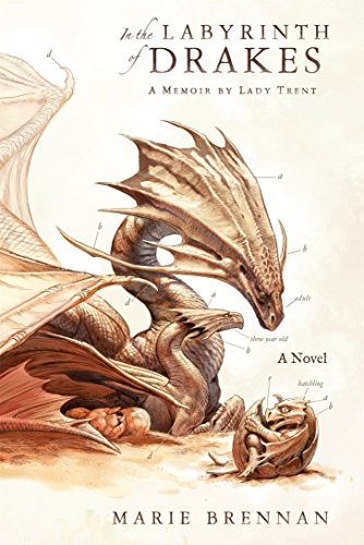 9781783297764: In The Labyrinth Of Drakes. A Memoir By Lady Tent (Natural History of Dragons)