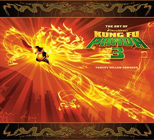 The Art of Kung Fu Panda 3: Tracey Miller-Zarneke