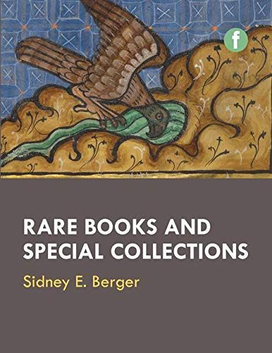 9781783300150: Rare Books and Special Collections