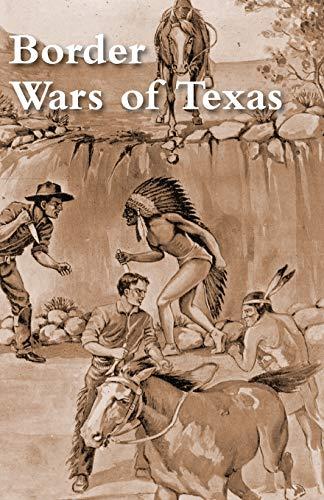 9781783310104: Border Wars of Texas
