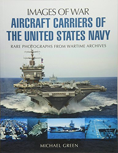 9781783376100: Aircraft Carriers of the United States Navy: Rare Photographs from Wartime Archives (Images of War)