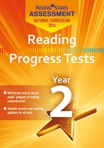 9781783390977: Rising Stars Assessment Reading Progress Tests Year 2: Year 2