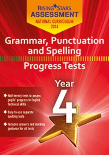 9781783391332: Rising Stars Assessment Grammar, Punctuation and Spelling Year 4: Year 4