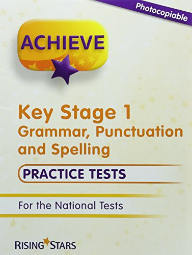 Achieve KS1 GPS Practice Papers (Mixed media product)
