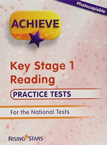 Achieve KS1 Reading Practice Papers