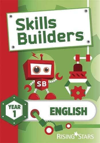 English Year 1 Pupil Book (Skills Builders)