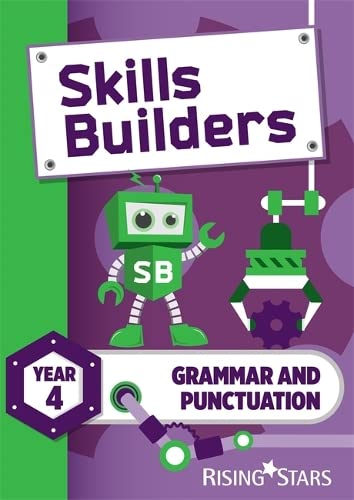 9781783397198: Skills Builders Grammar and Punctuation Year 4 Pupil Bookyear 4