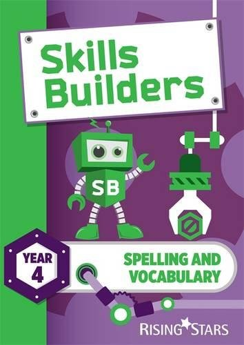 9781783397211: Skills Builders Spelling and Vocabulary Year 4 Pupil Bookyear 4